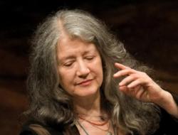 Martha Argerich - Membro do xurado